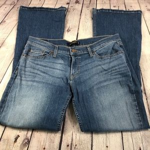 Levi's 524 Too Superlow Jeans Boot Size 15M